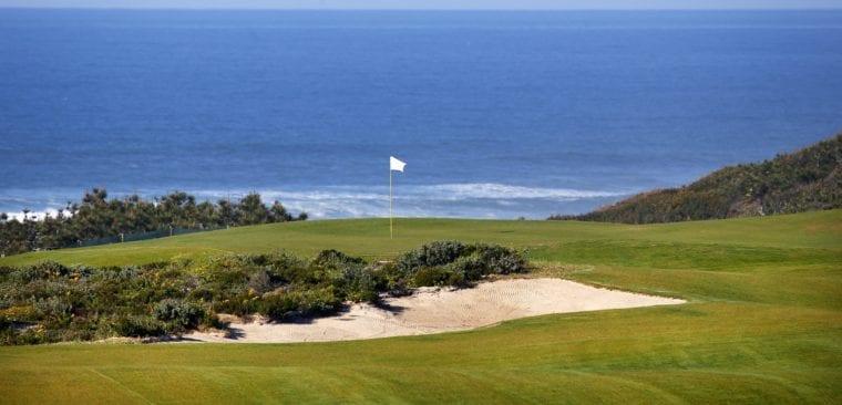 West Cliffs golf tourism outside Algarve Portugal