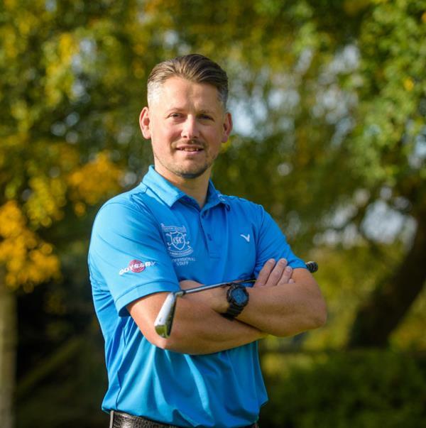 Dean Saunders – PGA Professional and love.golf coach at Girton Golf Club