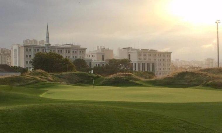 Samsun Golf Club in Turkey Black Sea