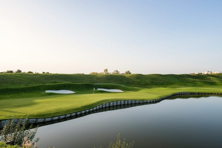 2018 Ryder Cup at Le Golf National - 2nd tee