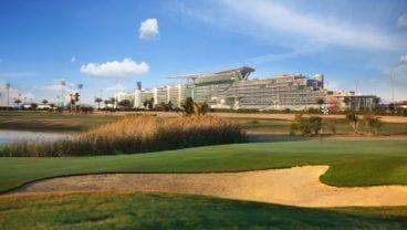The Track Meydan Golf Daytime