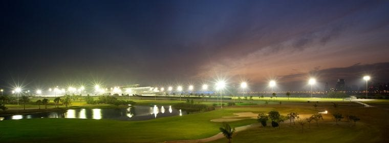 The Track Meydan Golf - Floodlit