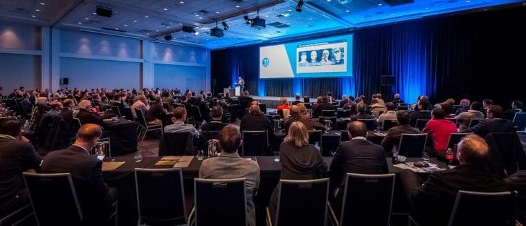 Australian Golf Industry Golf Business Forum 2016 theatre