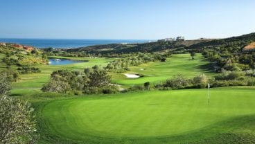Finca Cortesin Hotel Golf & Spa 6-5-3rd greens