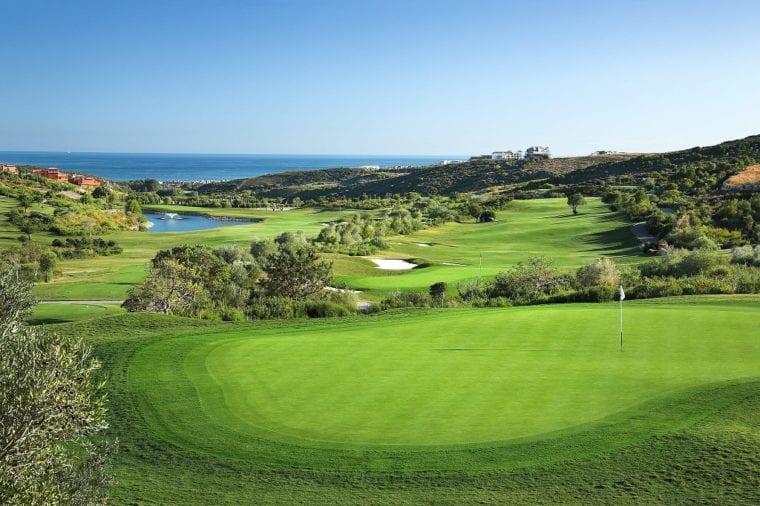 Finca Cortesin Hotel Golf & Spa 6-5-3rd greens