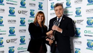 IAGTO Sustainability Awards Golf della Montecchia Italy