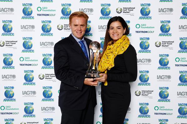 IAGTO Sustainability Awards Marriott Hotels & Resorts Costa Rica