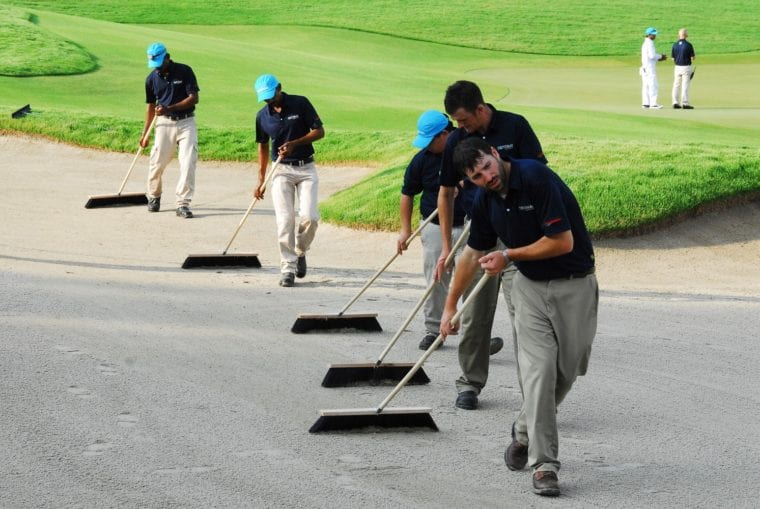 Sentosa Golf Club Singapore Open Volunteer Programme 2017