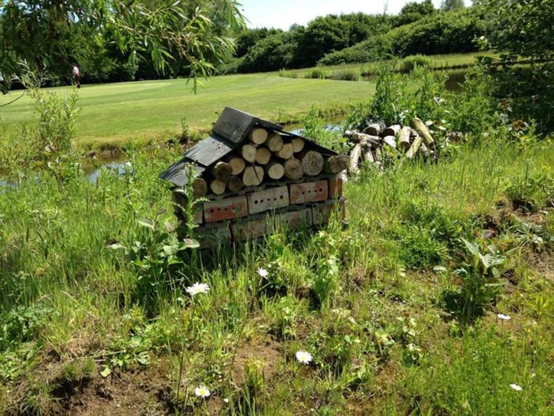 Boston West Golf Club pollinators