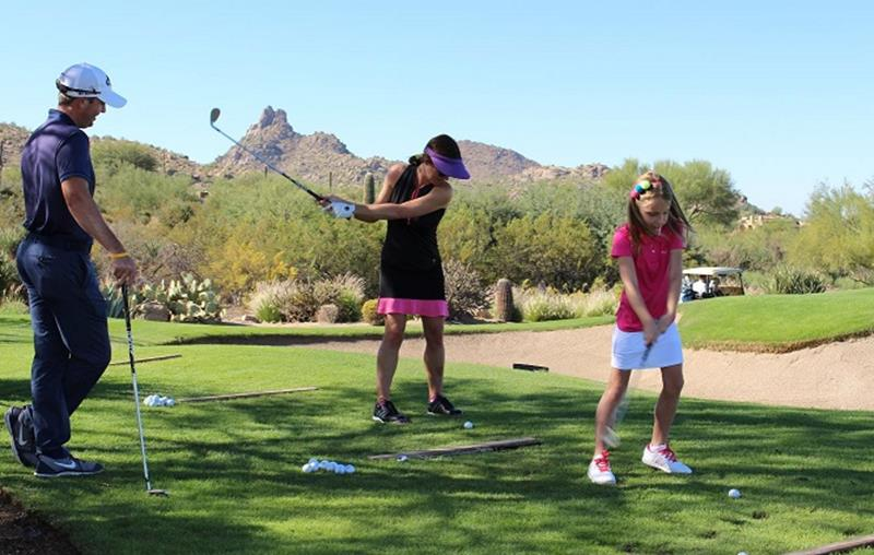 """Troon Instruction """"Player Development Award"""" by the National Golf Course Owner's Association (NGCOA)"""