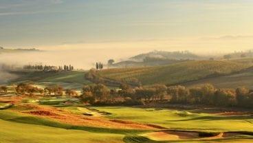Castiglion del BoscoThe Golf Course CdB. (photo credit - Aidan Bradley)
