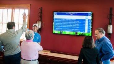 More Fun with Golf Genius