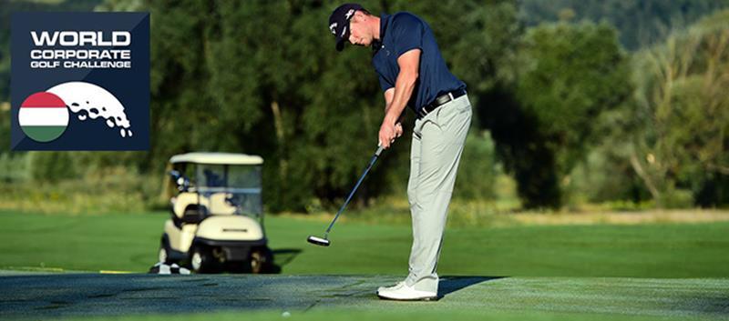 World Corporate Golf Challenge in Zala Springs Golf Resort Hungary