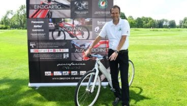 E-bike & Michel from Leading Golf Clubs of Germany