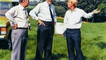St Mellion International Resort 30th anniversary_MartinBond_HermonBond_JackNicklaus_1983