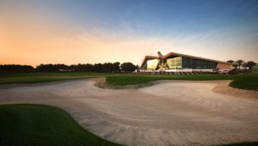 Troon International Trophy at Abu Dhabi Golf Club