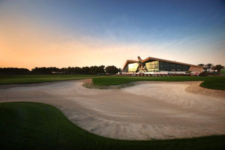 Troon International Trophy at Abu Dhabi Golf Club