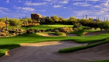 Troon North Golf Club's Pinnacle Course