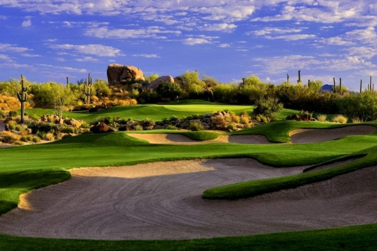 Troon North Golf Club's Pinnacle Course