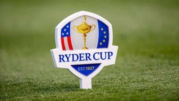 2018 Ryder Cup tee