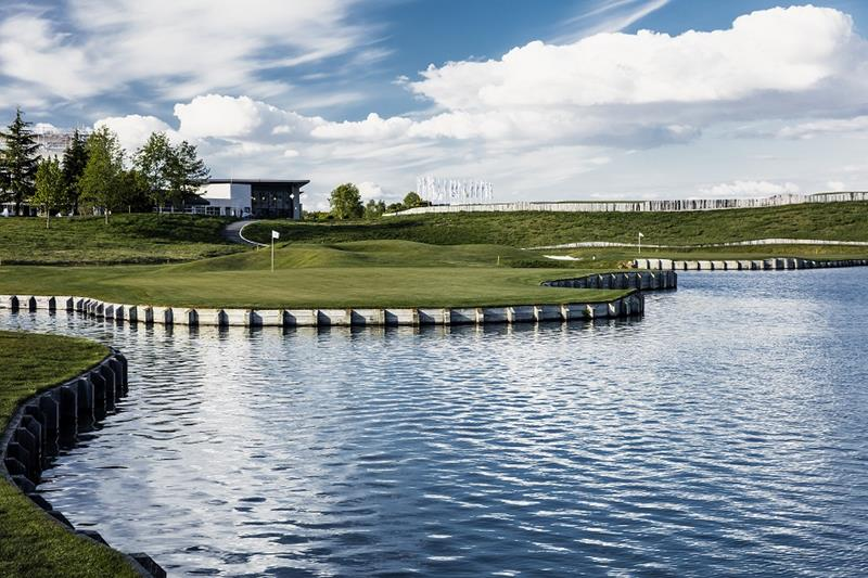 2018 Ryder Cup at Le Golf National