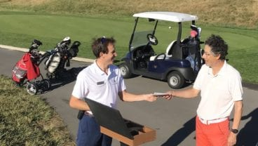 Le Golf National employee exprience innovation in practice