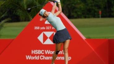 2018 HSBC Women's World Championship - Round 3