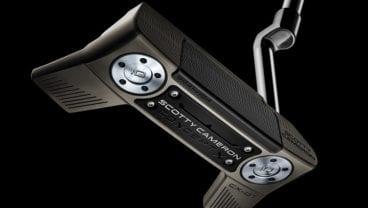 Scotty Cameron Concept X putters CX-01 version