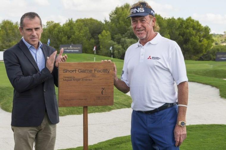 Cristobal Guerrero Managing Director of Las Colinas Golf & Country Club