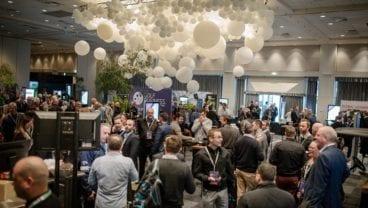 Golf Business Forum 2018_Melbourne Park networking moments