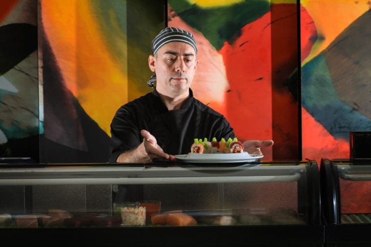 Las Colinas Golf & Country Club and its chef