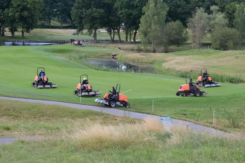 Le Golf National sustainability GEO Certificate in action