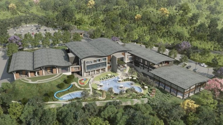 Troon & the non-golf Santa Ana Country Club