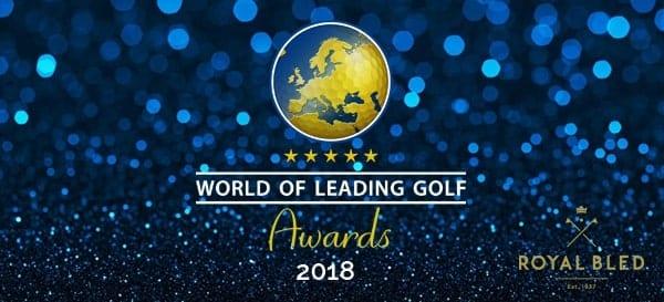 2018 World of Leading Golf Awards