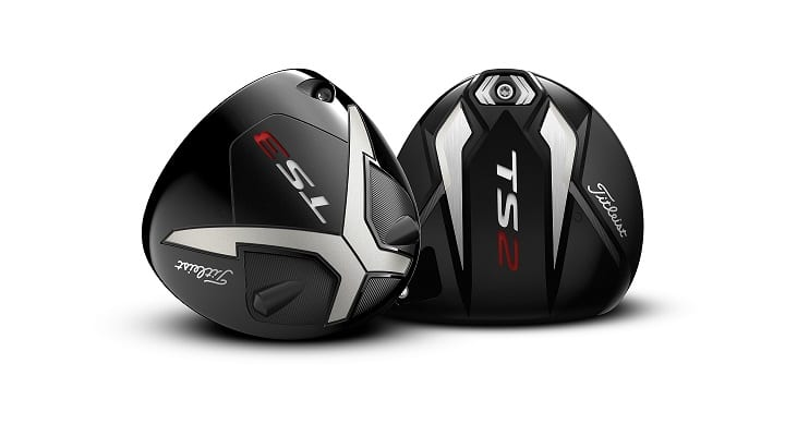 Titleist TS Driver 2 and 3