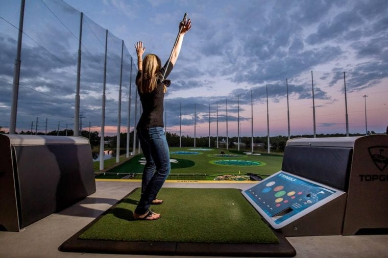 Topgolf - a golf industry initiative