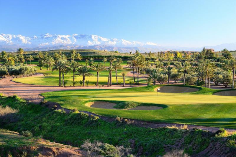 Assoufid Golf Club Marrakech IGTM 2019