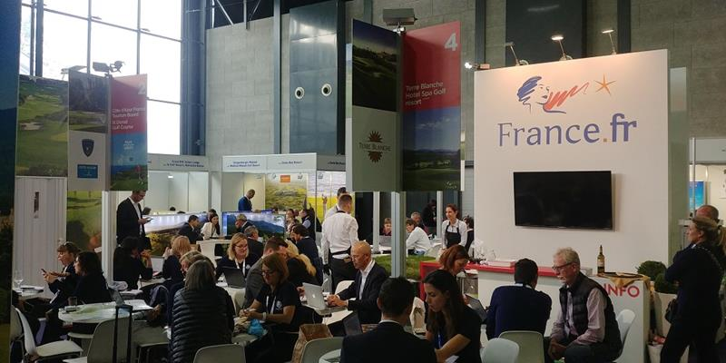 IGTM 2018 France as a golf destination