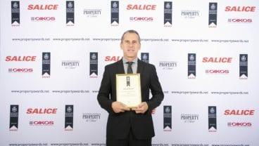 Las Colinas Golf & Country Club - European Property Awards 2018