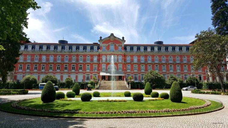 Vidago Palace Portugal