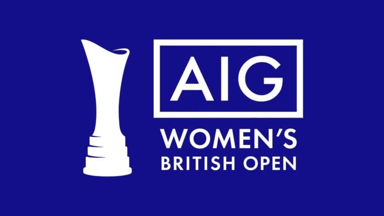 AIG Women's British Open Championship 2019