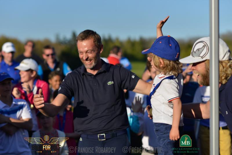 Bluegreen Born for golf tour