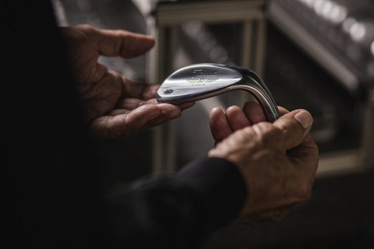 Master Craftsman Bob Vokey is now offering the tour grinding experience to all golfers through the introduction of the new HandGround program on Vokey.com.