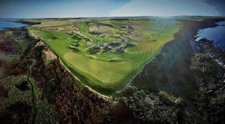 Fairmont St Andews Scottish Golf Tourism Industy