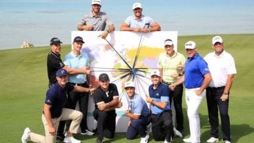World's Best Put Saudi Arabia on Global Golfing Map