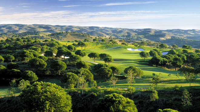 Monte Rei Golf & Country Club golf course