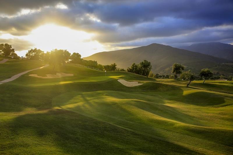La Cala Resort Campo America 17th hole