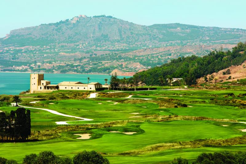 Verdura Resort golf course Italy