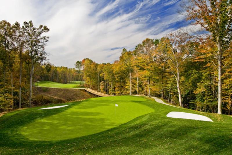 Lake Presidential Golf Club in Upper Marlboro - Maryland