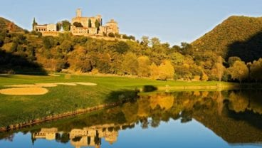 Castello Antognolla Golf Course Umbria Italy